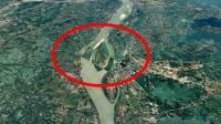 印度卫星飞道中国上空,拍下一大奇观,外媒直呼:这不可能
