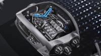 价值200万的手表!内置布加迪超跑16缸发动机
