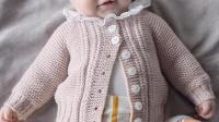 【上集】兔兔编织坊瑞丽毛线开衫毛衣棒针毛线衣编织教程