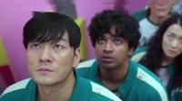 首部百人吃鸡生存韩剧《鱿鱼游戏》上线