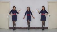 听歌看舞,网红动感粤语歌曲《烧酒歌》空姐装64步广场舞