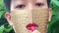 凡先生爱发明:又做了一个防吻口罩,还可以防止女友大嘴巴子