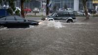 暴雨蓝色预警!河北天津山东河南等地部分地区有大暴雨