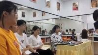 莆田化妆半永久纹绣培训学校课堂!