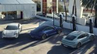 2021 保时捷 Porsche Taycan 宣传片 Highlights