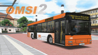 【OMSI2】巴士模拟2 Ruhrau V2-被突然的卡顿弄的不知所措