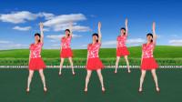 益馨广场舞《三月里的小雨》经典老歌清新醉人,舞也美美哒,附分解