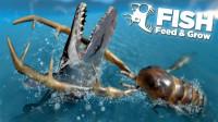 小伙选海蝎玩海底大猎杀,游戏中各种骚操作,网友:种草了