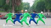 两只老虎爱跳舞 大型社S现场(五人升级版)