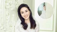 41岁叶璇晒婚纱照疑好事将近!上月刚宣布恋情