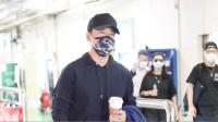 上海:机场直拍!《大湾区中秋晚会》热心观众王耀庆出没