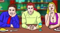 脑力测试:餐厅里,哪位顾客不是人类?