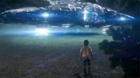 科幻电影:男子捡柴生火,抬头看到一艘外星飞船,意外获得超能力