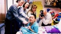 中国爷爷给美国孙子刮痧治病,却被警察告上法庭,理由是虐待儿童