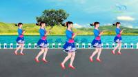 广场舞《妹妹你是我的人》火火的情歌美美的舞,快乐健身32步