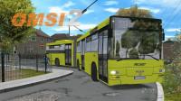 【OMSI2】巴士模拟2 Ahlheim133路-有很多绕来绕去的路-下期