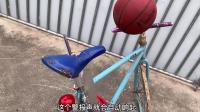 广东小伙制作升级版防盗单车,只要思想不滑坡,方法总比困难多