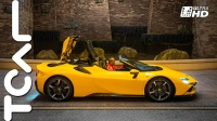 【Tcar試車频道】2022 法拉利 Ferrari SF90 Spider 试驾