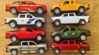 各种用途的小汽车介绍和展示