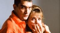 精神病人绑架女明星,没想到女人慢慢喜欢上他,电影《捆着我》1