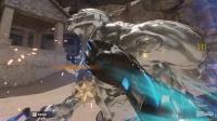 穿越火线HD:圣拳猎手急速满星击杀生化幽灵