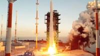 """实拍:韩国""""世界""""号点火发射升空 系首艘自主研制运载火箭!"""