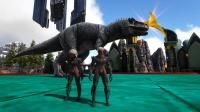 方舟生存进化:VS系列 毛哥要挑战南巨龙 三次机会能成功吗?