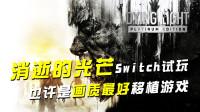 也许是画质最好的Switch移植游戏,消逝的光芒白金版试玩