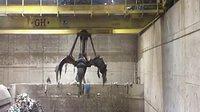 30.GH 垃圾处理起重机  GH Crane in a waste treatment plant