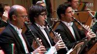 柏林爱乐乐团2010年新加坡音乐会 马勒第一交响曲第二乐章 红蓝3D