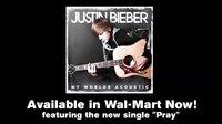全球人气小天王贾斯汀比伯JustinBieber超感人励志歌曲—《PRAY》