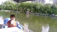 2012年04月22日典典虎子药都公园划船手机视频01.
