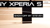 Xperia S by SONY show-off