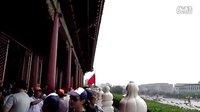天安门城楼 看 天安门广场 20120710