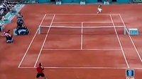 Roger Federer - 十大穿越球