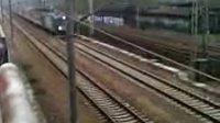 电客K315湘桂线通过(0331)