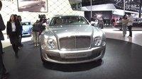 2014北京车展 最奢混合动力概念车 宾利Hybrid Concept全球首发