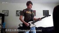 电吉他 ESP LTD SCT-607B Stephen Carpenter 测评 试听