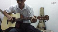 一把吉他的摇滚汪峰《一起摇摆》珠海井岸吉他班2014暑期天之籁琴行