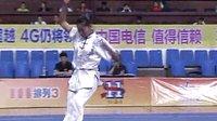 2014年全国武术套路锦标赛(女子)长拳 011 裴颖(武体)