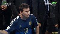 [金球奖]梅西获巴西世界杯金球奖 140714