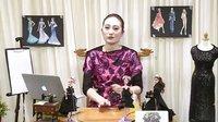 晓鸥时尚说第12期《解析黑色的魔法魅力》20150130B