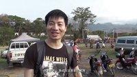 老挝选美比赛,旅行(旅游)纪录片《大明的旅行》东南亚老挝美女美食背包行视频2