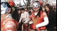 喜唰唰——北京庙会好热闹!美丽冻人舞蹈!