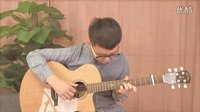 【玄武吉他教室】岸部真明《奇迹的山》教学第三部分