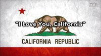 State Hymn of California (United States)  — 'I Love You, California'