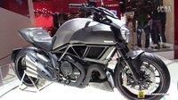 2015杜卡迪Diavel钛合金版 EICMA米兰摩托车展览会