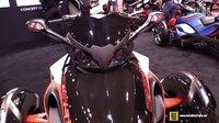 2015 Can-Am Spyder RS的装饰-西南2015多伦多摩托车展