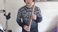 管子先生外切口(尺八)九孔箫视频演奏琅琊榜主题曲《红颜旧》