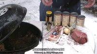 201301牛肉培根豆子 美国佬土豪BBQ吃法 soso字幕 BBQ Pit Boys